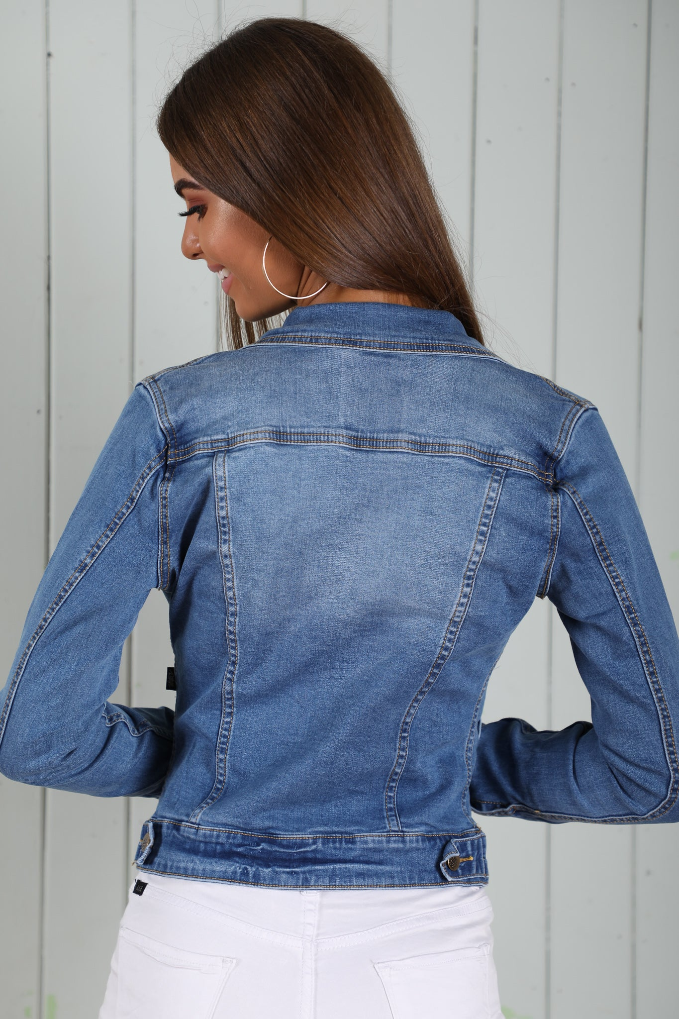 refuge denim jacket