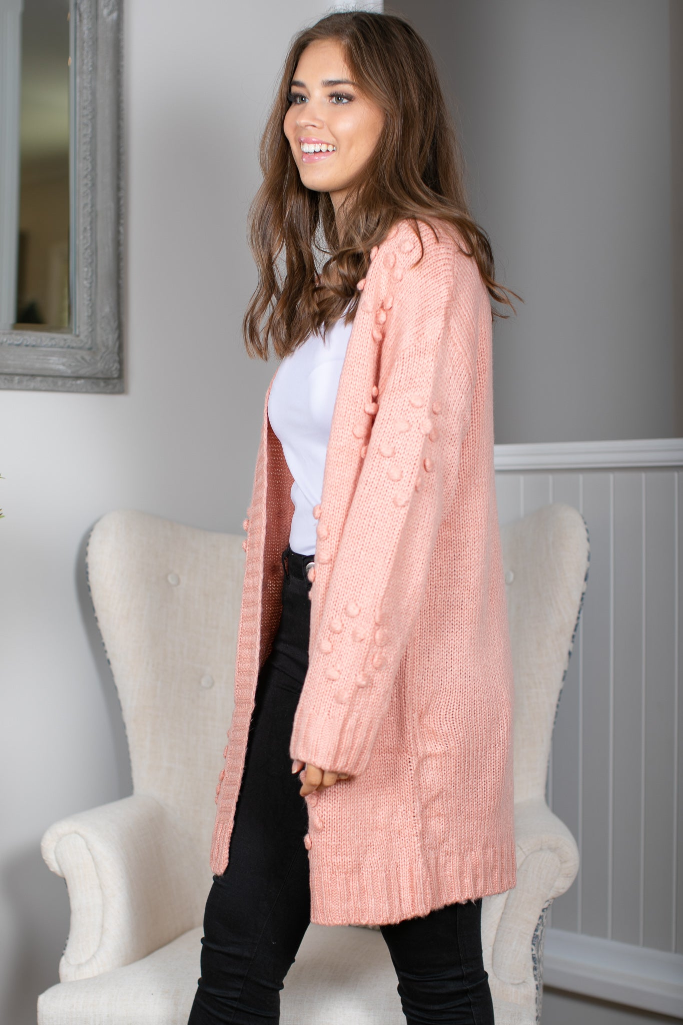 Millicent Cardi in Rose