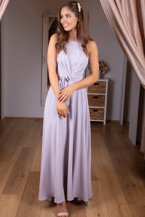 Elly Dress in Lavendar