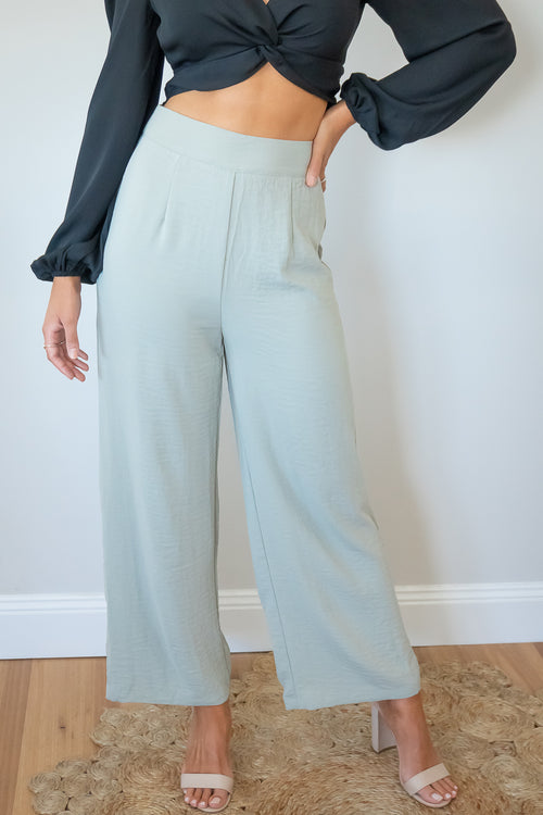 Ainslie Pants in Sage