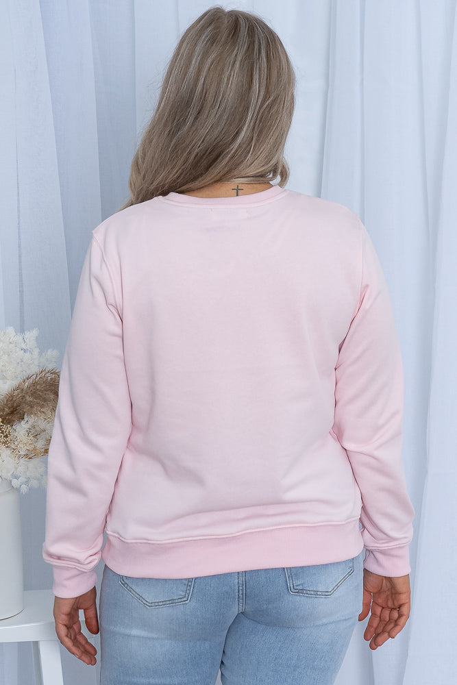 Ingrid Top in Peach