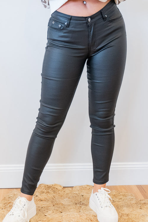 Oaklynn Jeans in Black