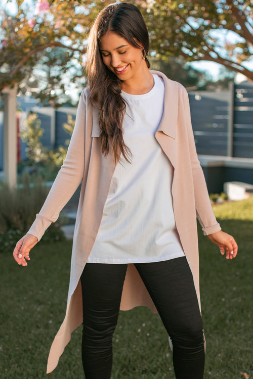 Linnie Cardi in Blush