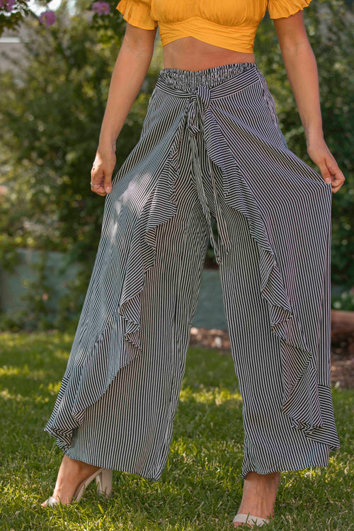 Florie Pants in Black