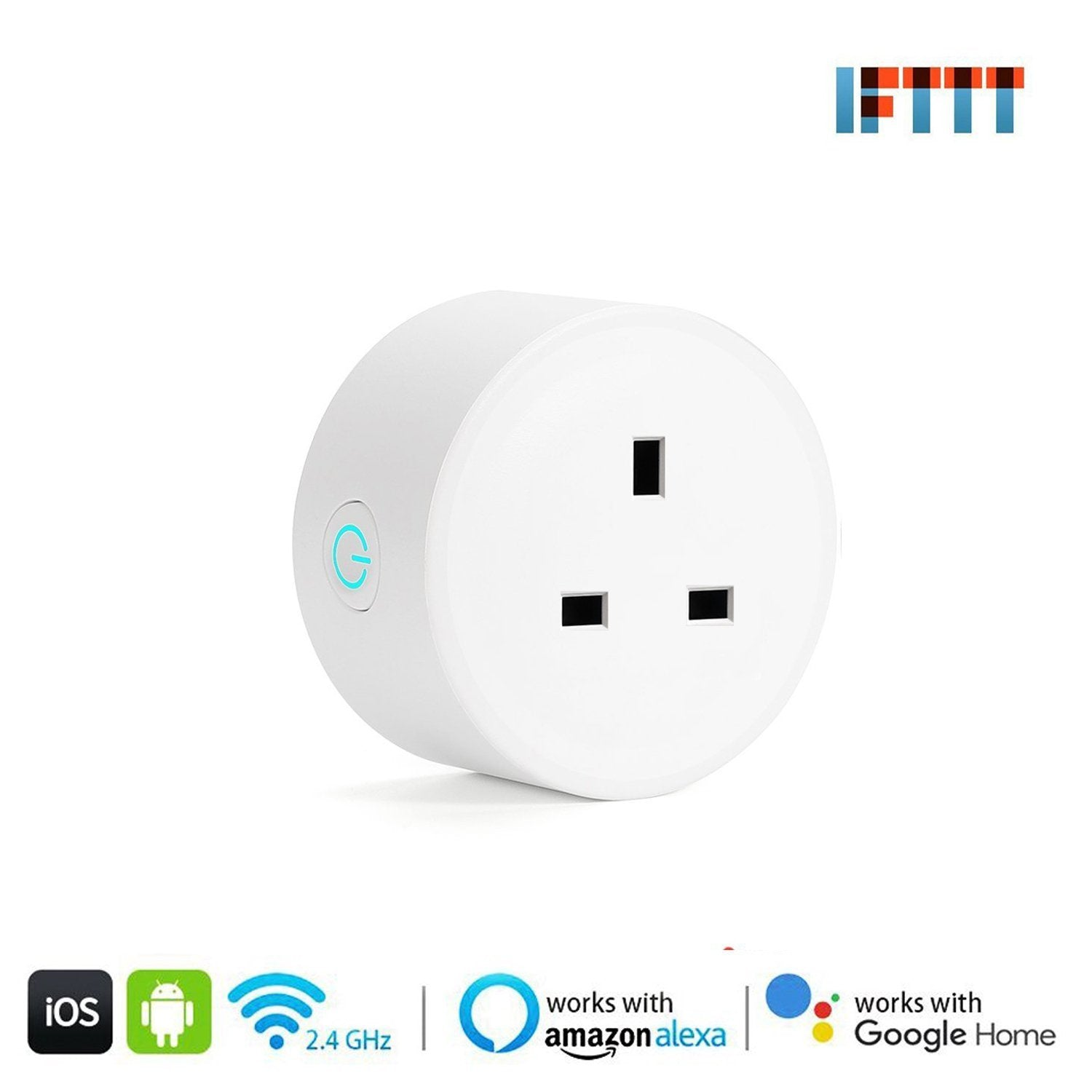 Smart WiFi Power Plug