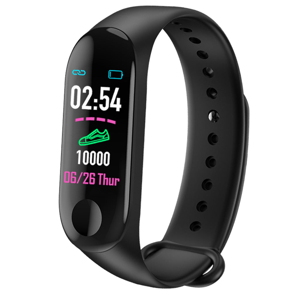 M3PLUS Bluetooth 4.0 Sports Smart Bracelet