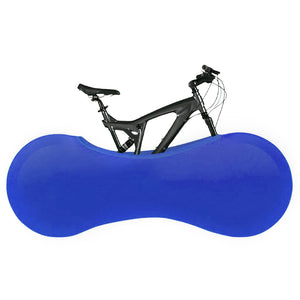 Indoor Mountain Bike Cover Bicycle Storage Cover Wheel Pant Chains Garage