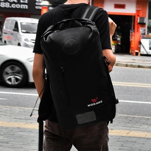 Outdoor Hiking Backpack Sport Rucksack Waterproof Travel Duffel Dry Sack Bag