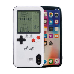 Tetris Cases Play Game Console Cover Protection for iphone