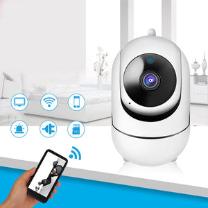 Indoor Wireless Smart Security Camera Video Surveillance