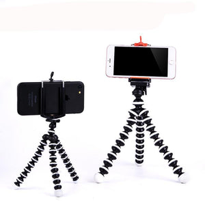 Tripod Flexible Octopus Bracket Holder Stand for Camera/Cell Phone