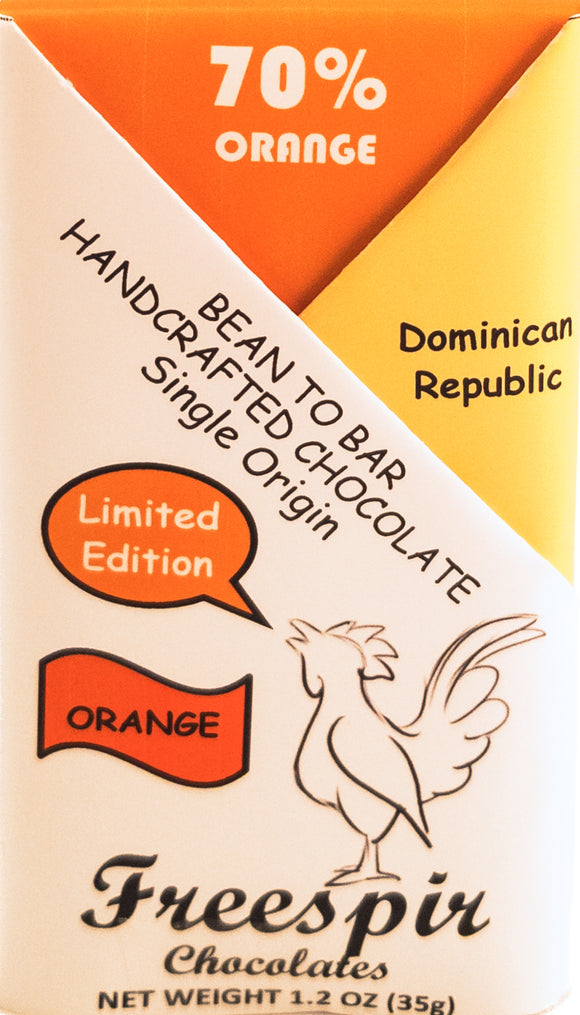 OKOrange Dominican Republic 70%