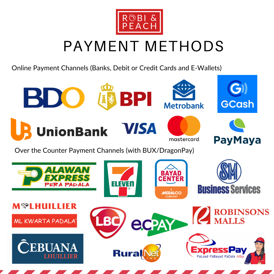 Robi & Peach Payment Channels