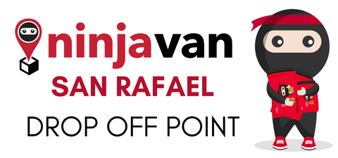 Ninja Van San Rafael Drop Off Point