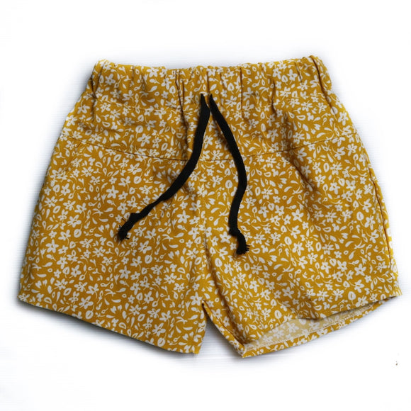 Miso DrawString Shorts with Pocket (MT) | Pull String Shorts