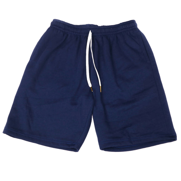 Plain Sweat Shorts (Large) - Robi & Peach