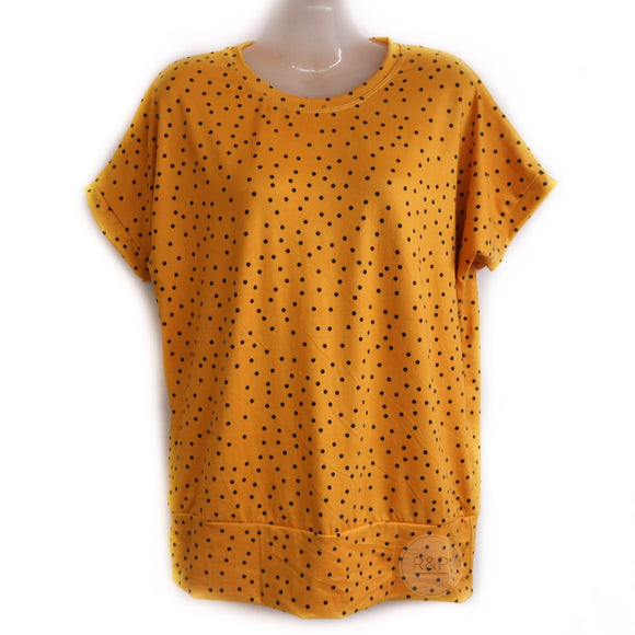 Lylia Polka Big Blouse (SC) - Robi & Peach