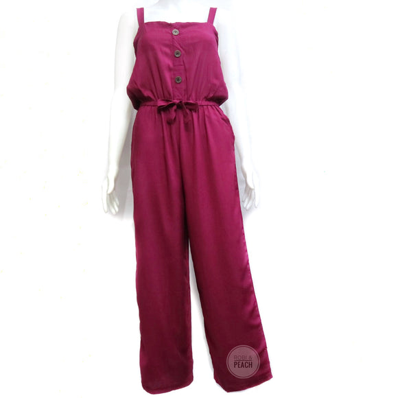 Jennalyn Challis Jumpsuit (WP) - Robi & Peach