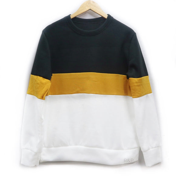 London Tri-Color Combi Sweater (MA) - Unisex - Robi & Peach