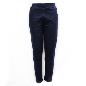 Ellis French Terry Pull-On Pants (YO) - Robi & Peach