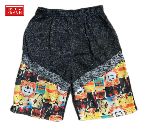 Jacob Combi Shorts (STC) - Robi & Peach