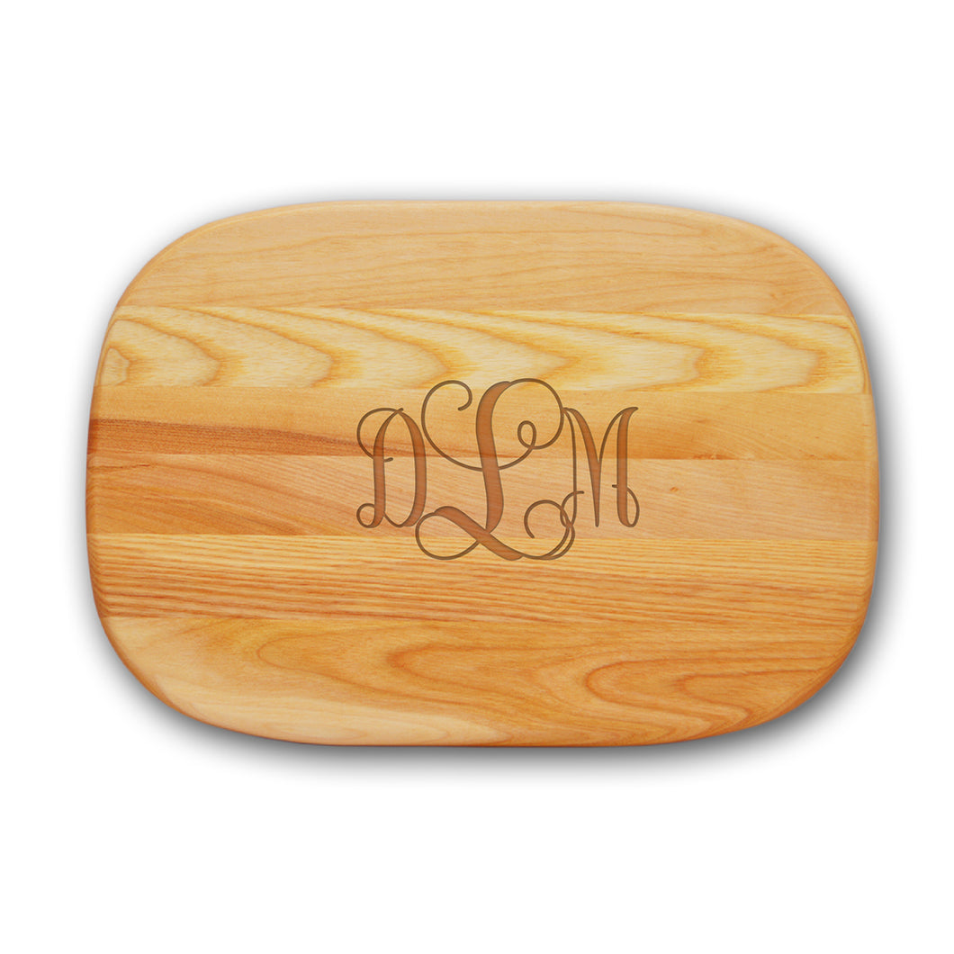 Medium Personalized Classic Cutting Board