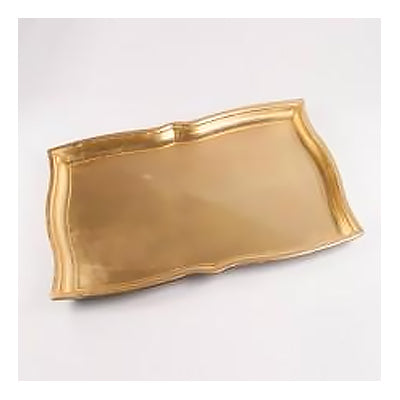 Gold Bracket Tray
