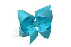 7.5″ Grosgrain Double Knot Bow