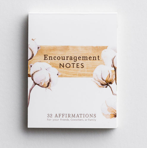 Encouragement Notes - 32 Affirmations