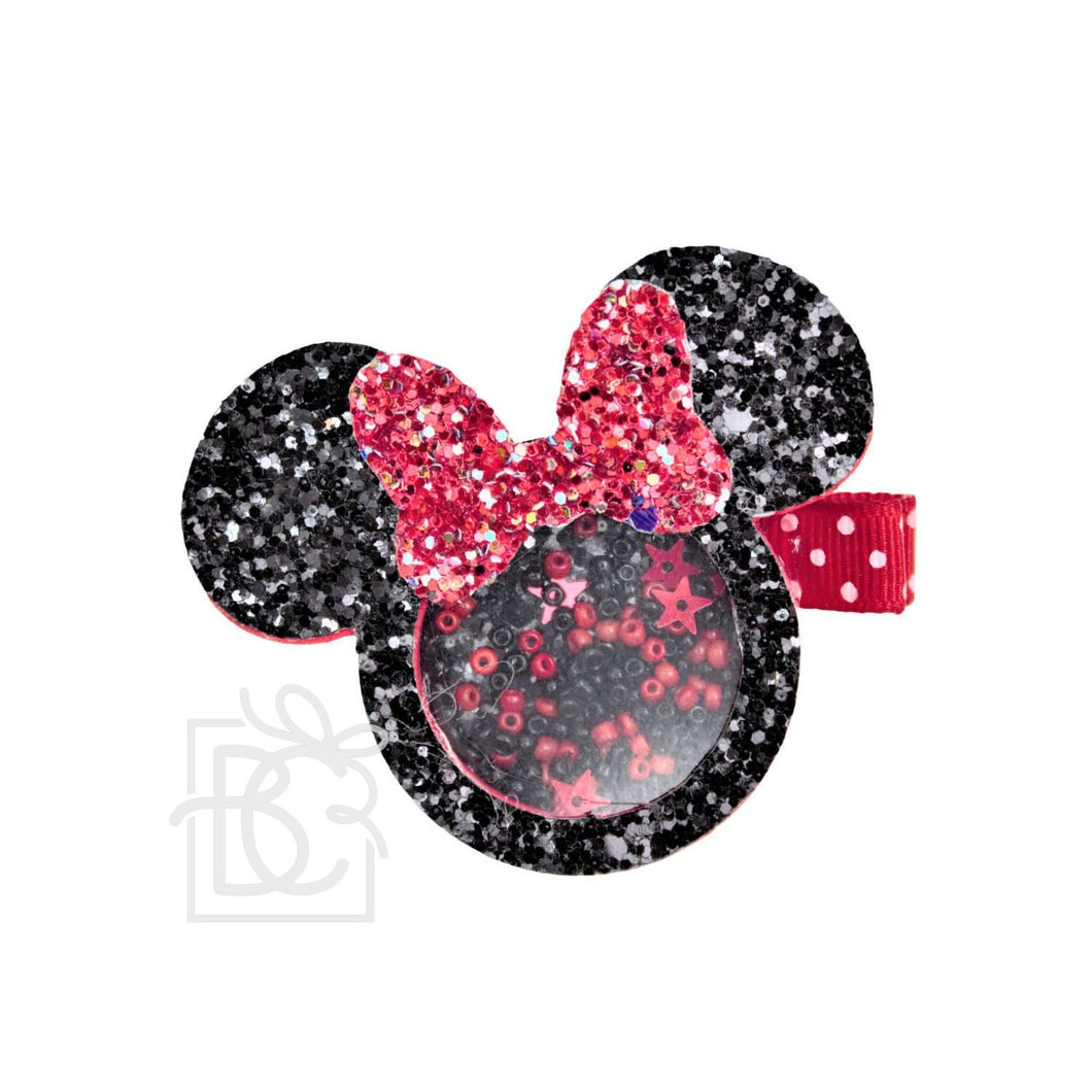Mouse Shaker Hair Clip