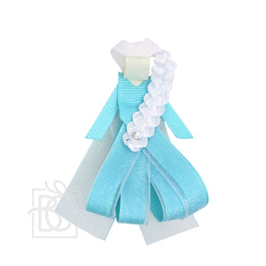 Princess Ribbon Clip Bows