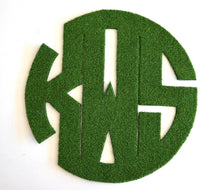 Personalized Putting Green Turf Mat