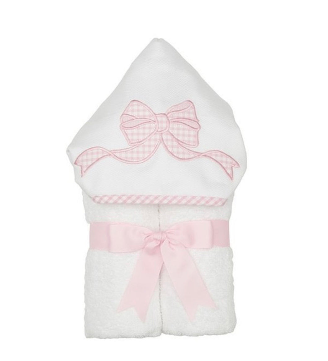 Oh The Bow Hooded Towel