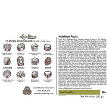 Louis Sherry 12 piece Assorted Chocolate Truffles