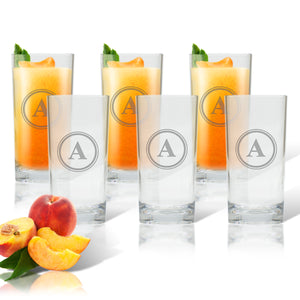 Personalized Highball Set
