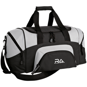 BG990S RA Small Colorblock Sport Duffel Bag