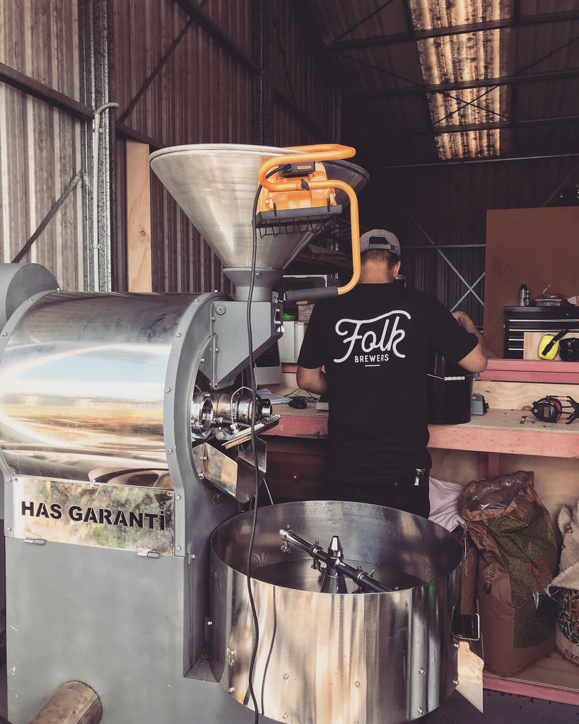 Roaster Collaboration #37 - Folk Brewers