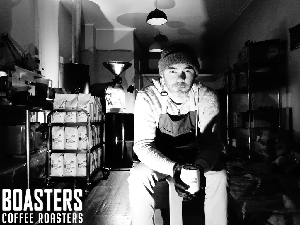 Roaster Collaboration #32 - Boasters Coffee Roasters