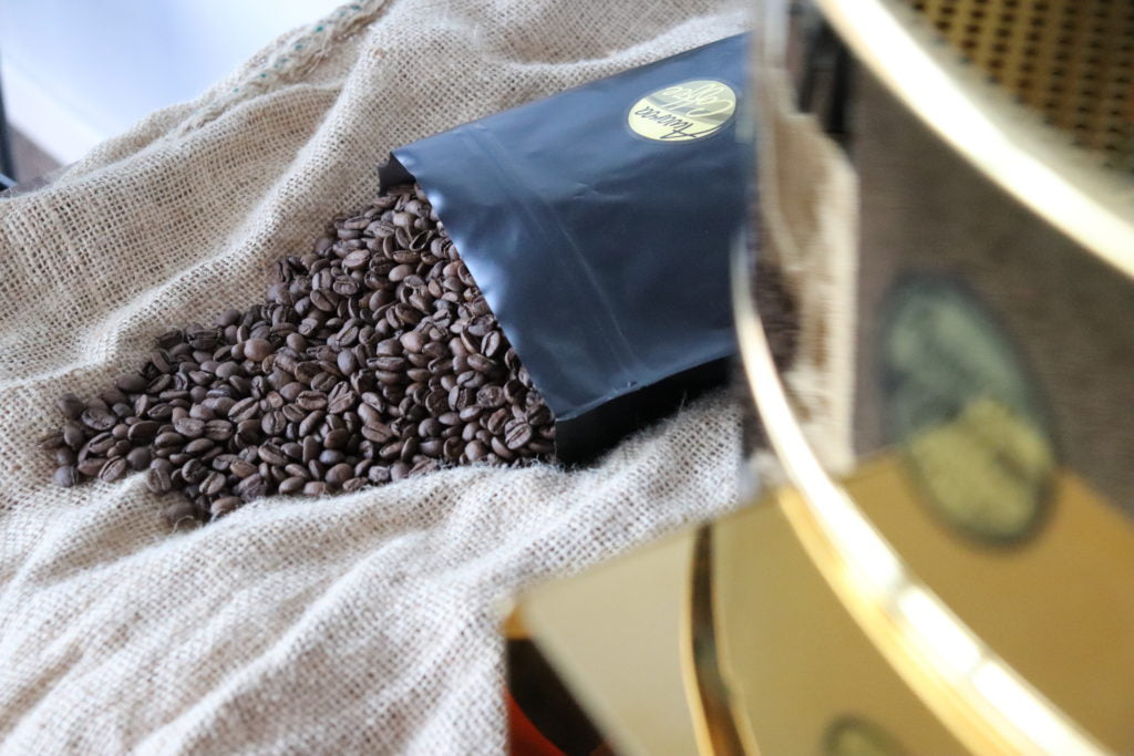 Roaster Collaboration #21 - Awaroa Coffee