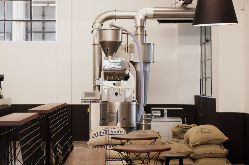 Roaster Collaboration #3  -  Eighthirty Coffee Roasters