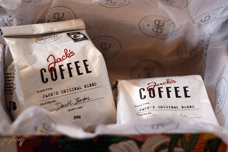 Roaster Collaboration #4  -  Jacks Coffee