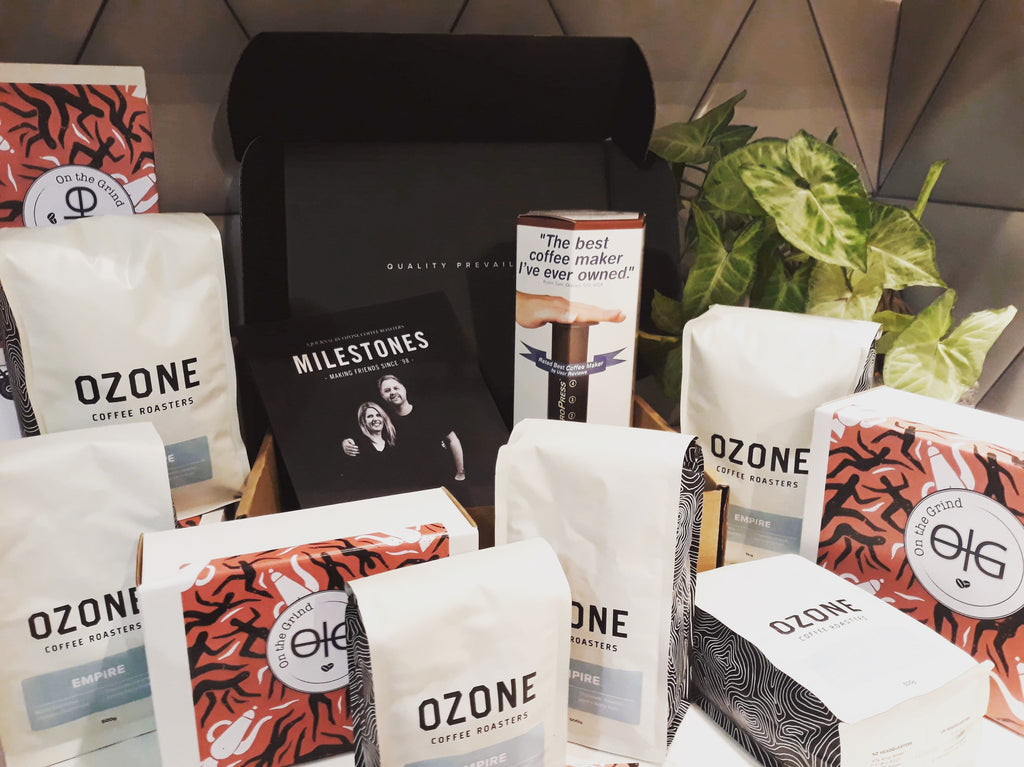 Roaster Collaboration #14 - Ozone Coffee