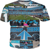 #JUMPZONE  T SHIRT JUMP JUMP #PANTHERS