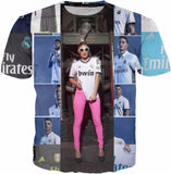 Real madrid Hottie T SHIRT