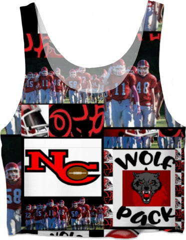 #NC48 Crop top