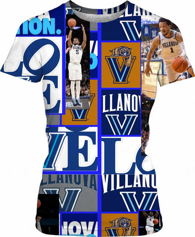 Villanova Wildcats Final Four Swag
