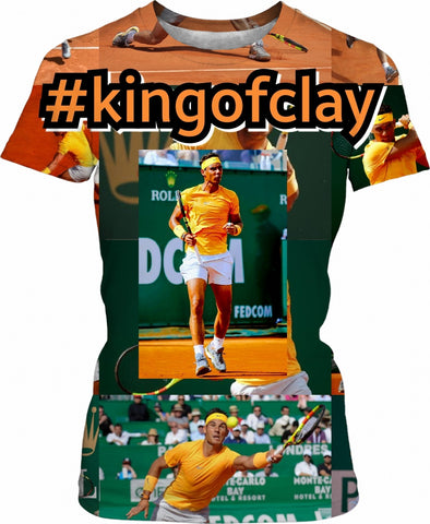 #nadal #kingofclay