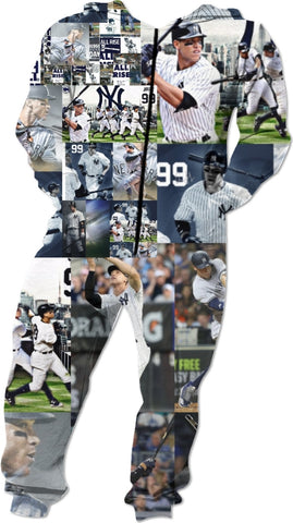 @AARONJUDGE #STARTSPREADINGTHENEWS #PLAYOFFS2018 #JUDGE SWAG BAG