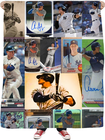 #AARONJUDGE ROOKIE CARDS