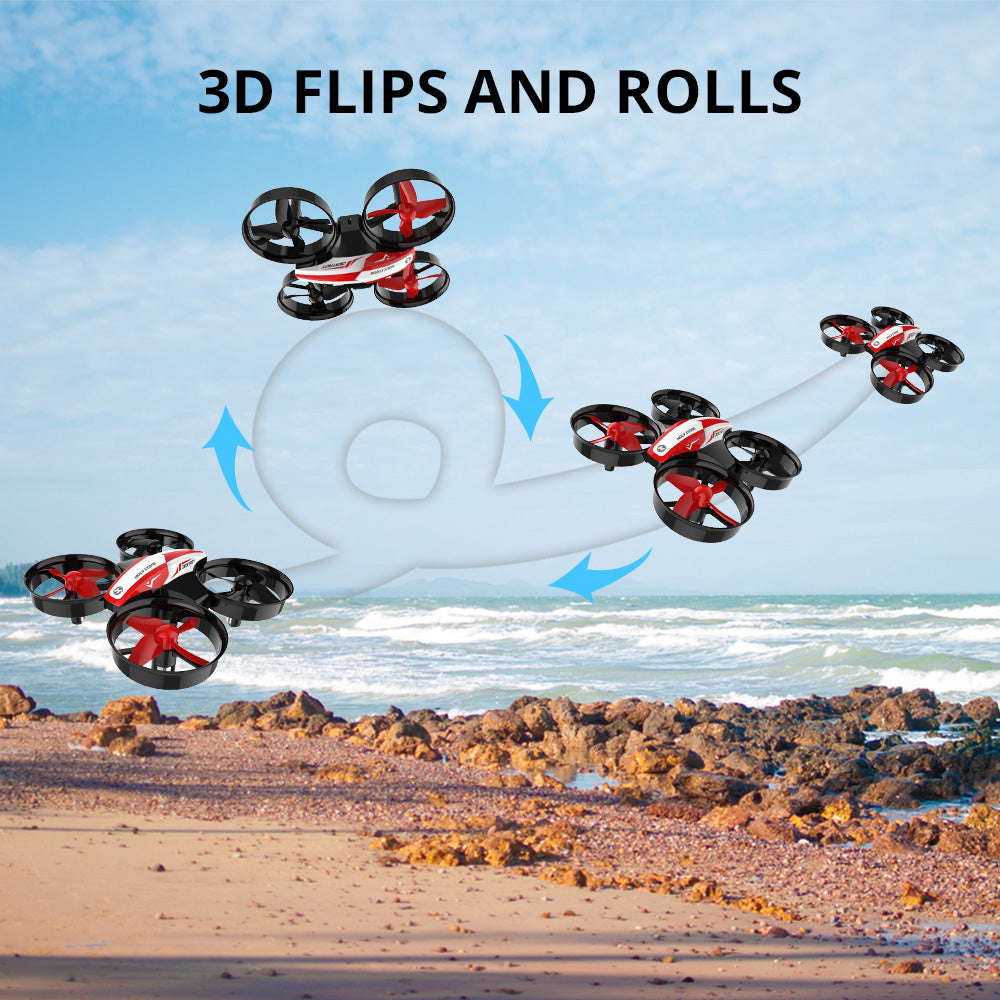 Mini Quad Drone - Millennials Merchandise
